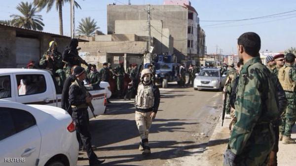 محافظة صلاح الدين العراقية تتعرض لهجوم مسلحين لمقرالجيش 9998441389.jpg