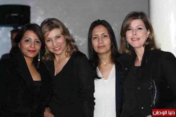 الفنانة المغربية حياة الادريسي رفقة نجوم الفن يطلقون مشروع لتبييض مدينة الدار البيضاء