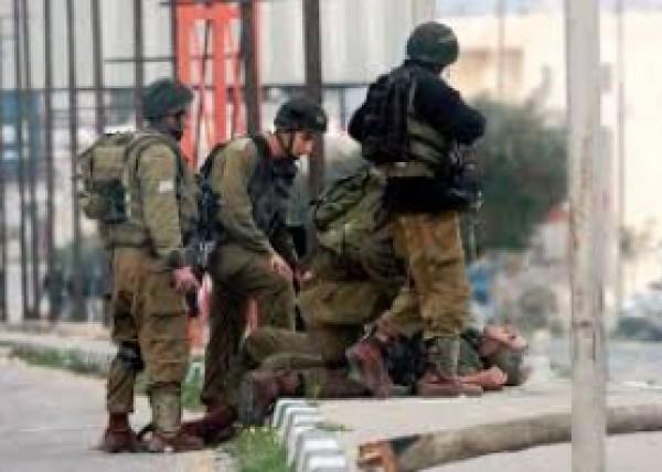 دهس 5 جنود اسرائيليين شمال الخليل