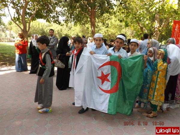 مرة أخرى تاونزة غرداية تتميز بدبي وتشرف الجزائر