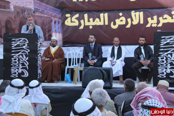 حزب التحرير ينظم مؤتمراً حاشداً في طولكرم في الذكرى الـ93 لهدم الخلافة