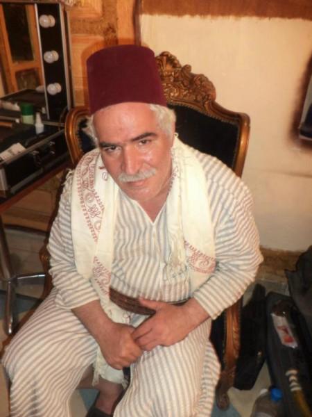 """أبو غالب """"باب الحارة"""" يبيع لحم الحمير في """"الغربال"""""""