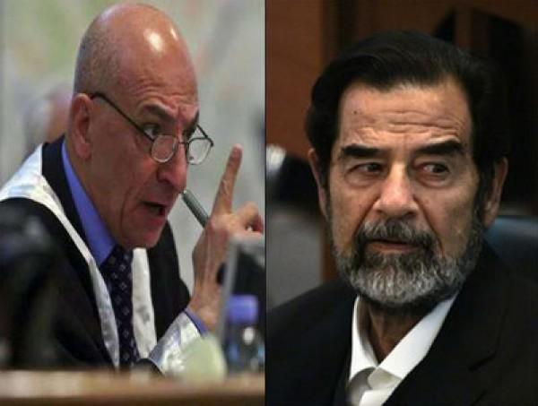 أنباء عن القبض على القاضي رؤوف رشيد الذي قرر إعدام صدام حسين