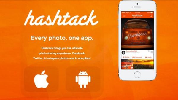 تطبيق يستعرض صور إنستاغرام وتويتر وفيسبوك