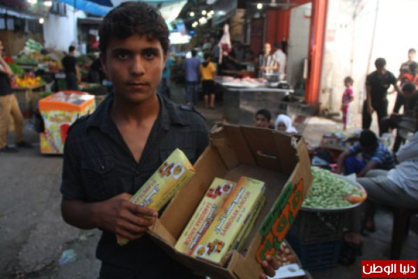 السمبوسك وجبة شهية لإفطار الصائمين في رمضان