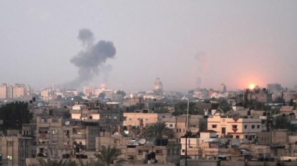 كيف تتصرف في حالات القصف الجوي واطلاق النيران