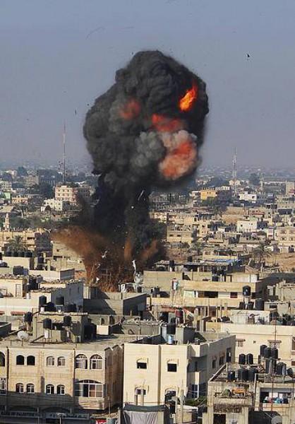 بان كي مون : يمكن وقف خطر الاجتياح البري القطاع غزة اذا توقف إطلاق الصواريخ من القطاع!