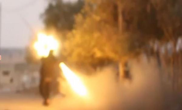 """لأول مرة في تاريخ الصراع العربي - الاسرائيلي: """"ديمونا"""" تحت رحمة صواريخ المقاومة - فيديو"""