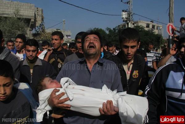 صور توثق جرائم الاحتلال في قطاع غزة