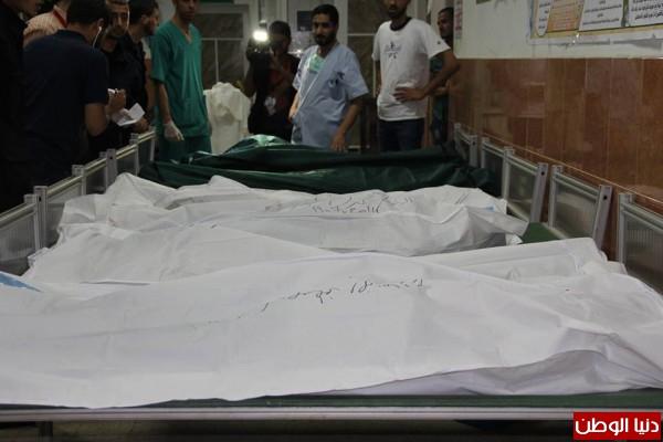 14 شهيد وأكثر من 20 إصابة في قصف إسرائيلي جنوب وشمال قطاع غزة بعد منتصف الليلة-310 شهداء