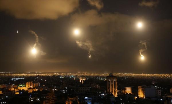 عبر فرنسا وبريطانيا : ما هي البنود التسعة المطروحة لابرام تهدئة طويلة في غزة ؟