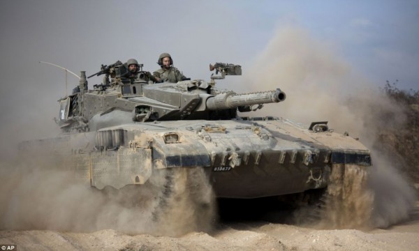 إسرائيل تدرس عملية برية جديدة بغزة
