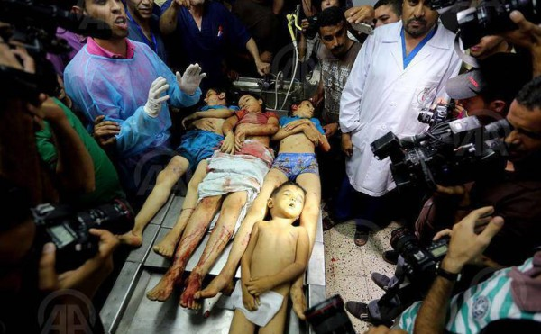 فلسطيني رُزق أطفال وقتلتهم إسرائيل ثوانٍ ..؟؟ 9998485663.jpg