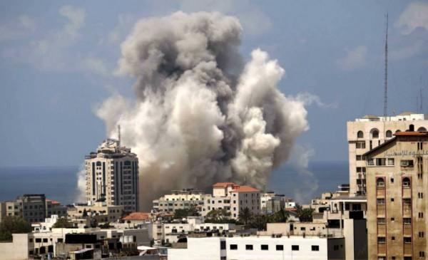 اسرائيل القت ما يعادل 6 قنابل نووية على غزة