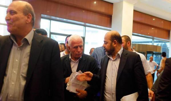 القاهرة تنشر بنود اتفاق الفصائل واسرائيل : فتح المعابر للاغاثة وتوسيع مساحة الصيد