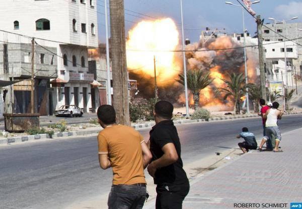 دنيا الوطن تنشر احصائيات تفصيلية لأيام العدوان على قطاع غزة : تفاصيل الشهداء والغارات
