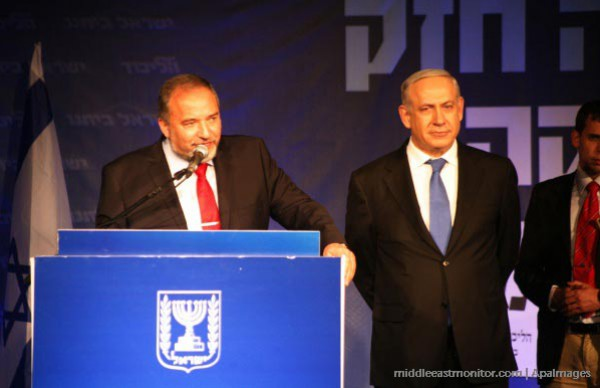 Israel's Public Security Minister says Lieberman will be next PM