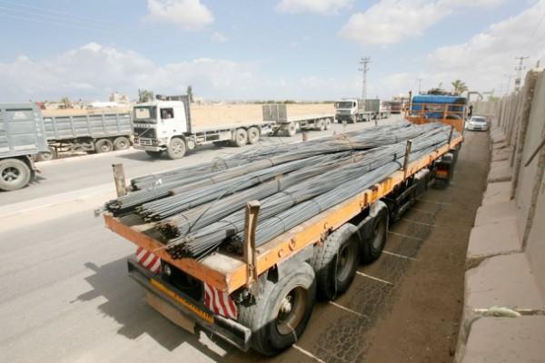 اتفاق فلسطيني إسرائيلي دولي حول عملية إعادة إعمار قطاع غزة