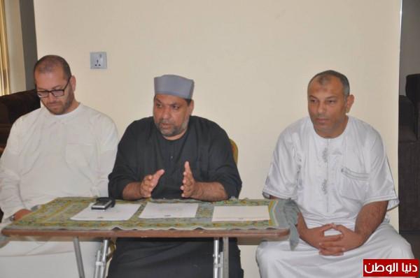 صور:وزير الأوقاف زار حجاج غزة وتناول معهم طعام الإفطار الاول في مكة   دنيا الوطن
