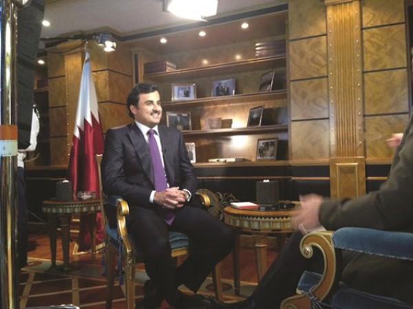 لأول مرة… أمير قطر يكشف: واشنطن طلبت من والدي حث حماس على المشاركة بالانتخابات التشريعية