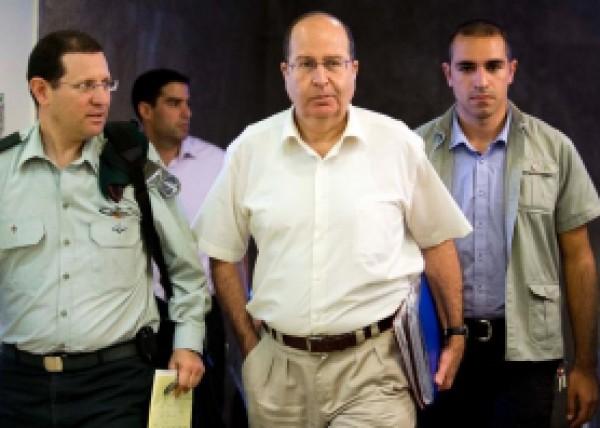 يعلون: اسرائيل قررت عدم اسقاط حماس أثناء الحرب او احتلال غزة