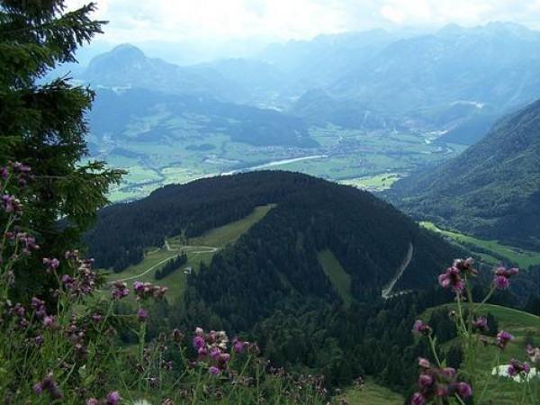 مشاهد رائعة للصيف في سويسرا
