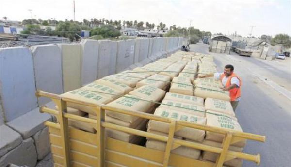 تجار الاسمنت بغزة يطالبون الرئيس بالتدخل لمنع الاحتكار ووضع حد للتلاعب بآلية التوزيع ومراقبة الجودة   دنيا الوطن