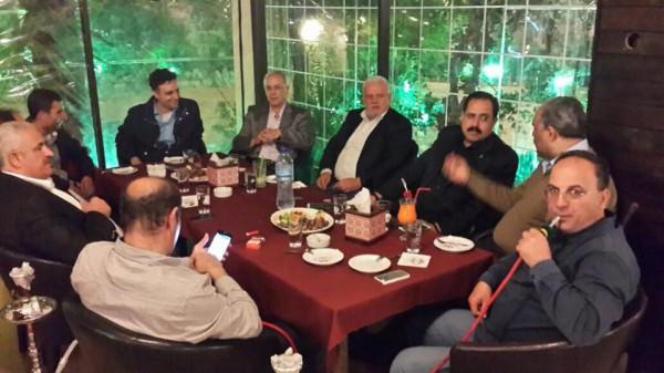 قصة صورة لأعضاء المجلس الثوري لفتح