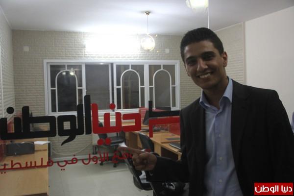 محبوب العرب يحل ضيفا على صحيفة دنيا الوطن ويخصها بعدة تصريحات خاصة