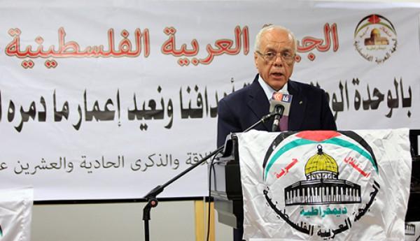 الطيب عبدالرحيم:اعمار غزة مرهون ببسط حكومة التوافق ادارتها على القطاع .ويجب عودة القطاع لحضن الشرعية