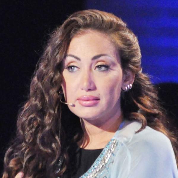 مفيد فوزي أحرج ريهام سعيد بطلب غريب على الهواء:لمي شعرك
