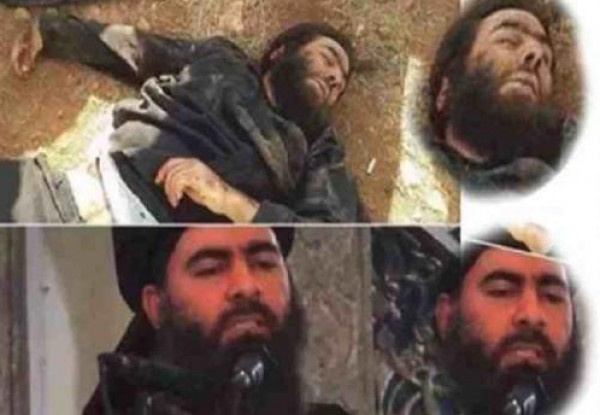 شاهد.. صورة زعيم «داعش» مقتولا 9998509354.jpg