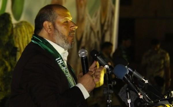 الحية: لن نفرط بأمن غزة ويهاجم الرئيس ابو مازن