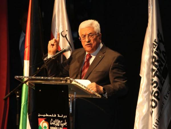 تحدث عن الاعمار وحذر من حرب دينية ..الرئيس محمود عباس : مؤتمر فتح السابع سيعقد قريباً