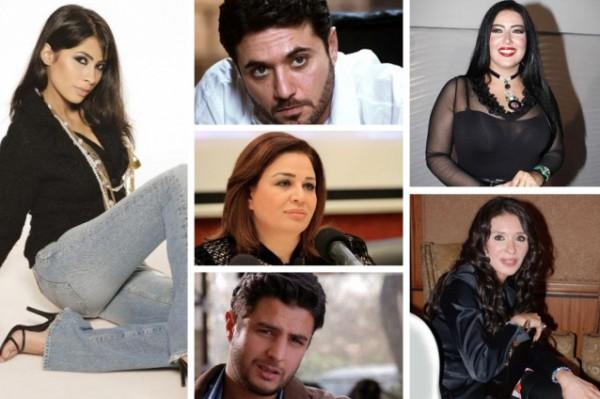 الزواج السري للنجوم يهدد مستقبلهم ..فيديو يجبر دينا على الاعتراف والهام شاهين مهددة بالقتل