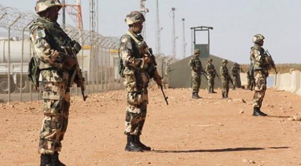 الجزائر يدفع بطائرات قتالية إلى الحدود مع ليبيا   دنيا الوطن