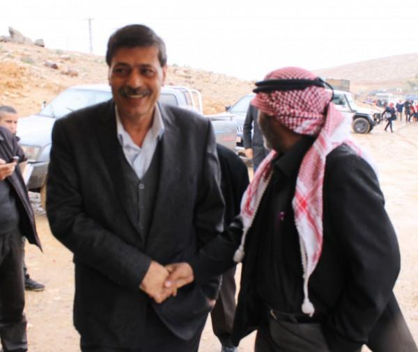 صور الشهيد زياد ابو عين مسئول ملف الجدار والاستيطان Ziad Abu Ein