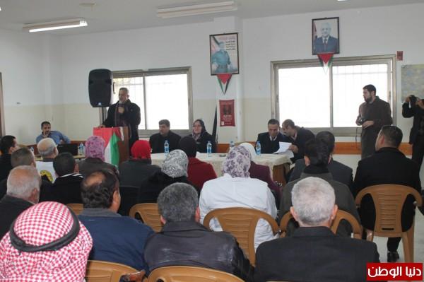 افتتاح عيادة صحية ومختبر طبي في قرية قيرة