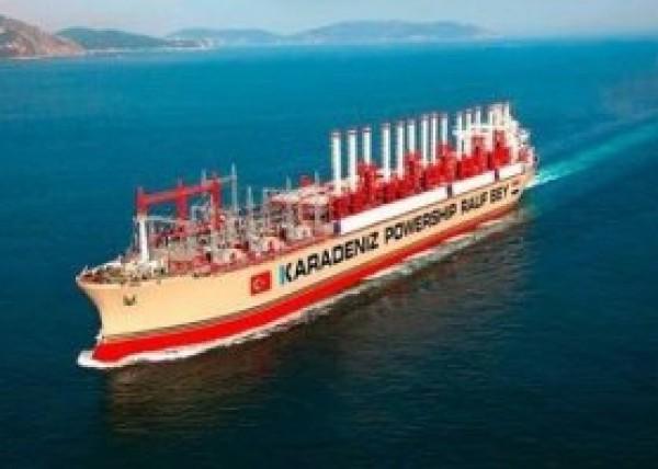الاحتلال يرفض سفينة توليد كهرباء 9998515211.jpg