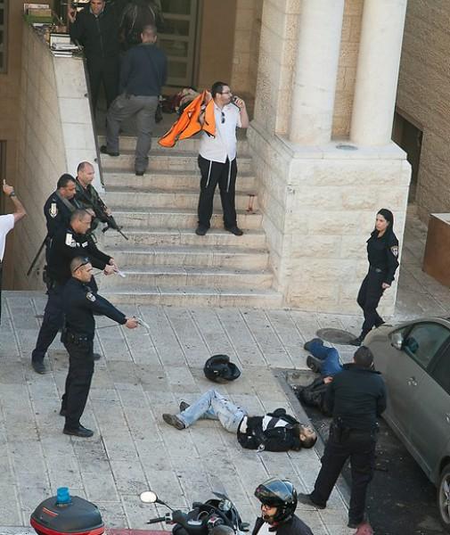 اسرائيل تنشر6 صور لمعركة حقيقية دارت خلال عملية دير ياسين