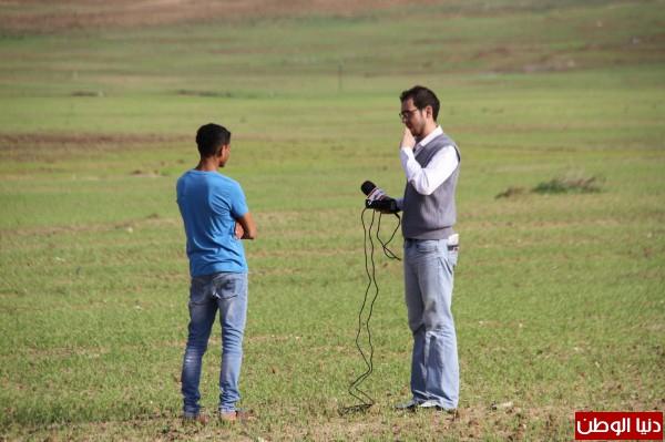 شاهد بالفيديو من نقطة الصفر : تهريب الشباب من قطاع غزة إلى إسرائيل عبر الحدود..الداخلية:ليست ظاهرة