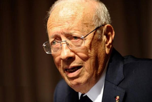 السبسي رئيسا لتونس وحملة المرزوقي تعترض