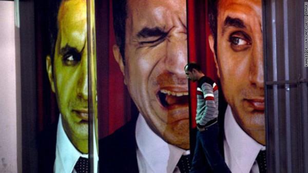 تغريم باسم يوسف 50 مليون جنيه لمجموعة قنوات CBC وهكذا كان رده