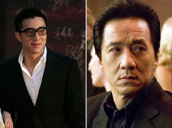 جاكي شان لن أساعد ابني المدمن بمعارفي رغم احتمال اعدامه