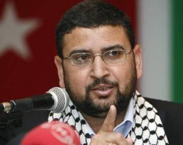 حماس تدين تفجير الصراف الآلي والاعتداء على كاميرات البنوك وتطالب أجهزة الأمن بالكشف عن الفعالين