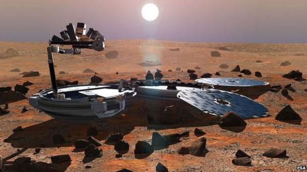ماذا وجد علماء الفضاء على سطح المريخ؟