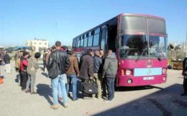 مغادرة  441  مسافراً عبر معبر رفح البري الأربعاء   دنيا الوطن