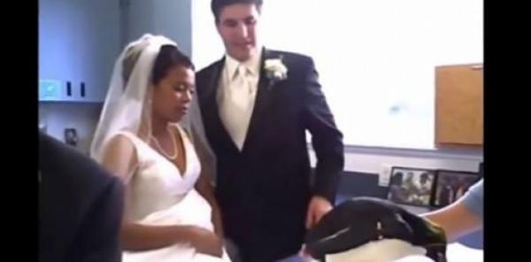 أطرف لقطات الزفاف في فيديو واحد