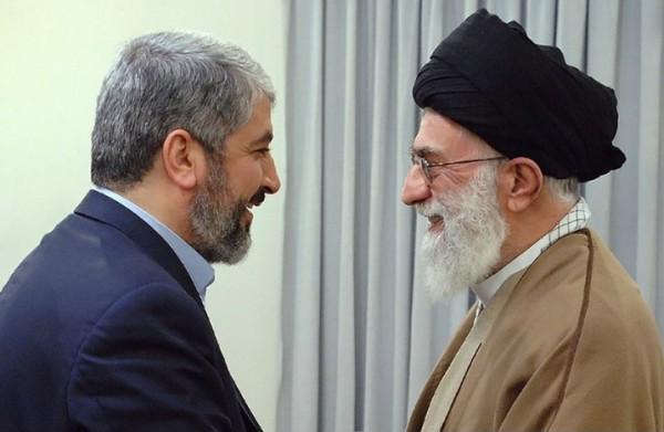 في ظل الحديث عن تقارب مع ايران:موقع تابع للحرس الثوري يشن هجوما شرسا على حماس ومشعل