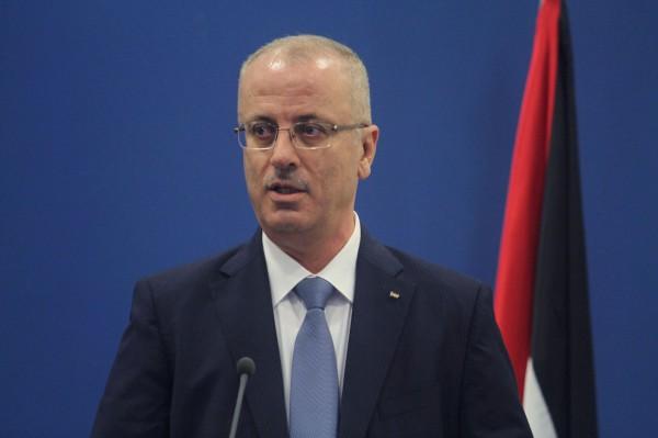 حكومة الوفاق الوطني الفلسطيني التي يرأسها الدكتور رامي الحمد الله تنجح بتحريك البوصلة لإنجاح إنهاء حالة الانقسام